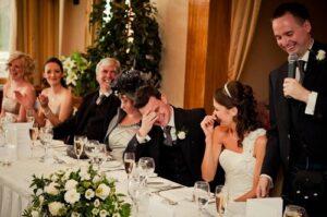wedding best man speech one liners