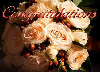 wedding congratulations messages