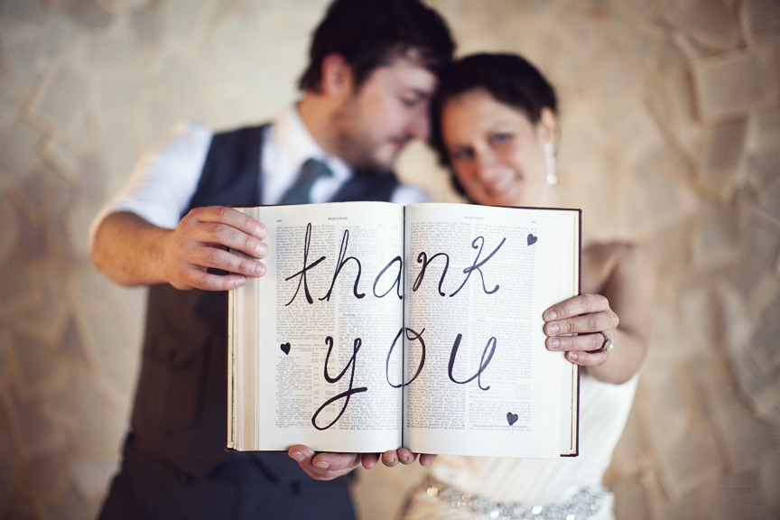 Wedding Thank You Card Messages