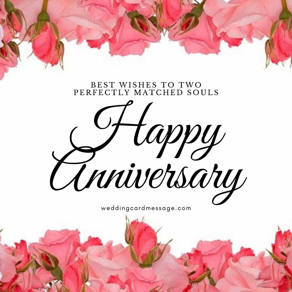 best wishes wedding anniversary quote
