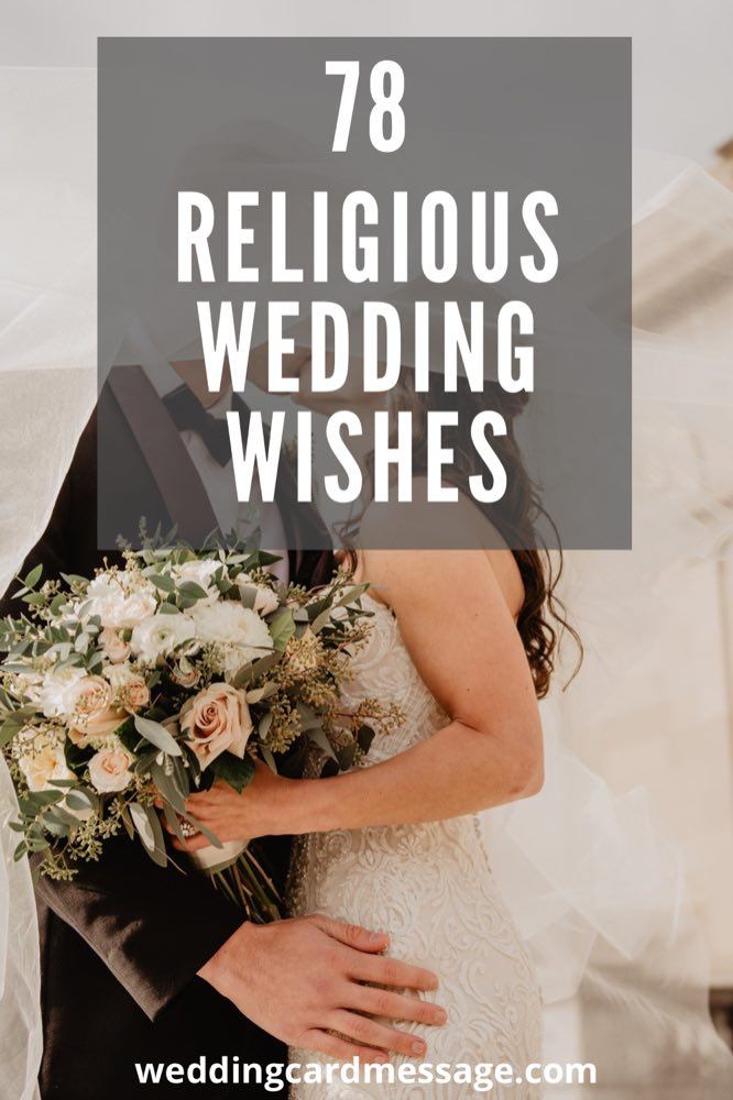 religious wedding wishes Pinterest