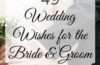 wedding wishes for the bride and groom