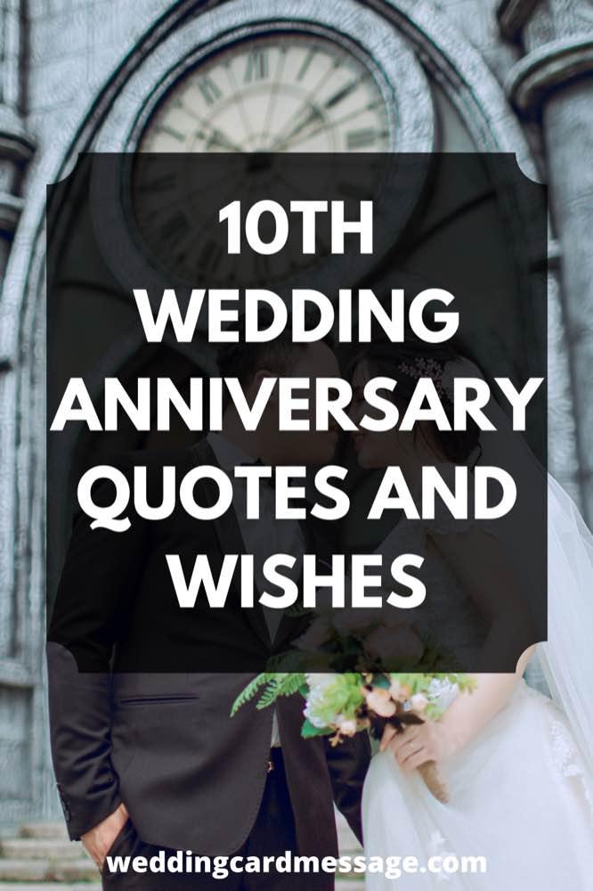 happy 10th anniversary quotes