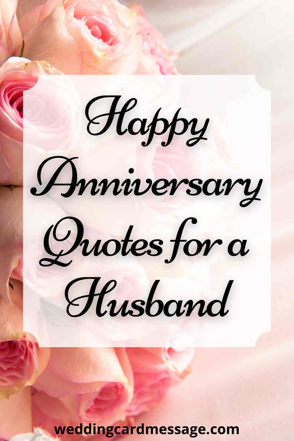 anniversary quote for husband pinterest