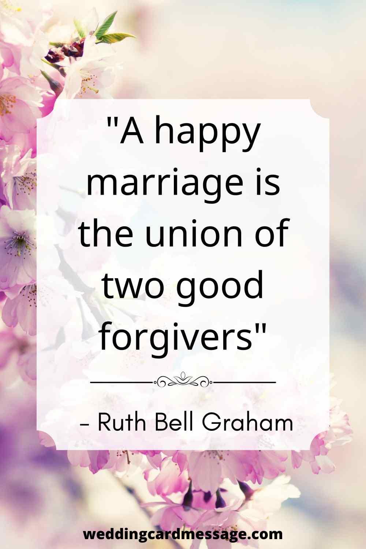 happy marriage inspiring quote