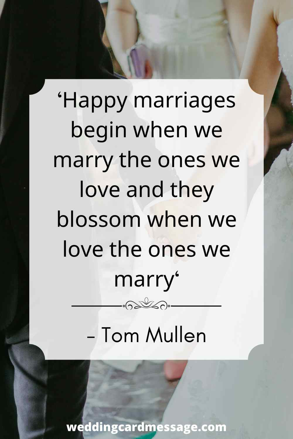 inspiring happy marriages quote