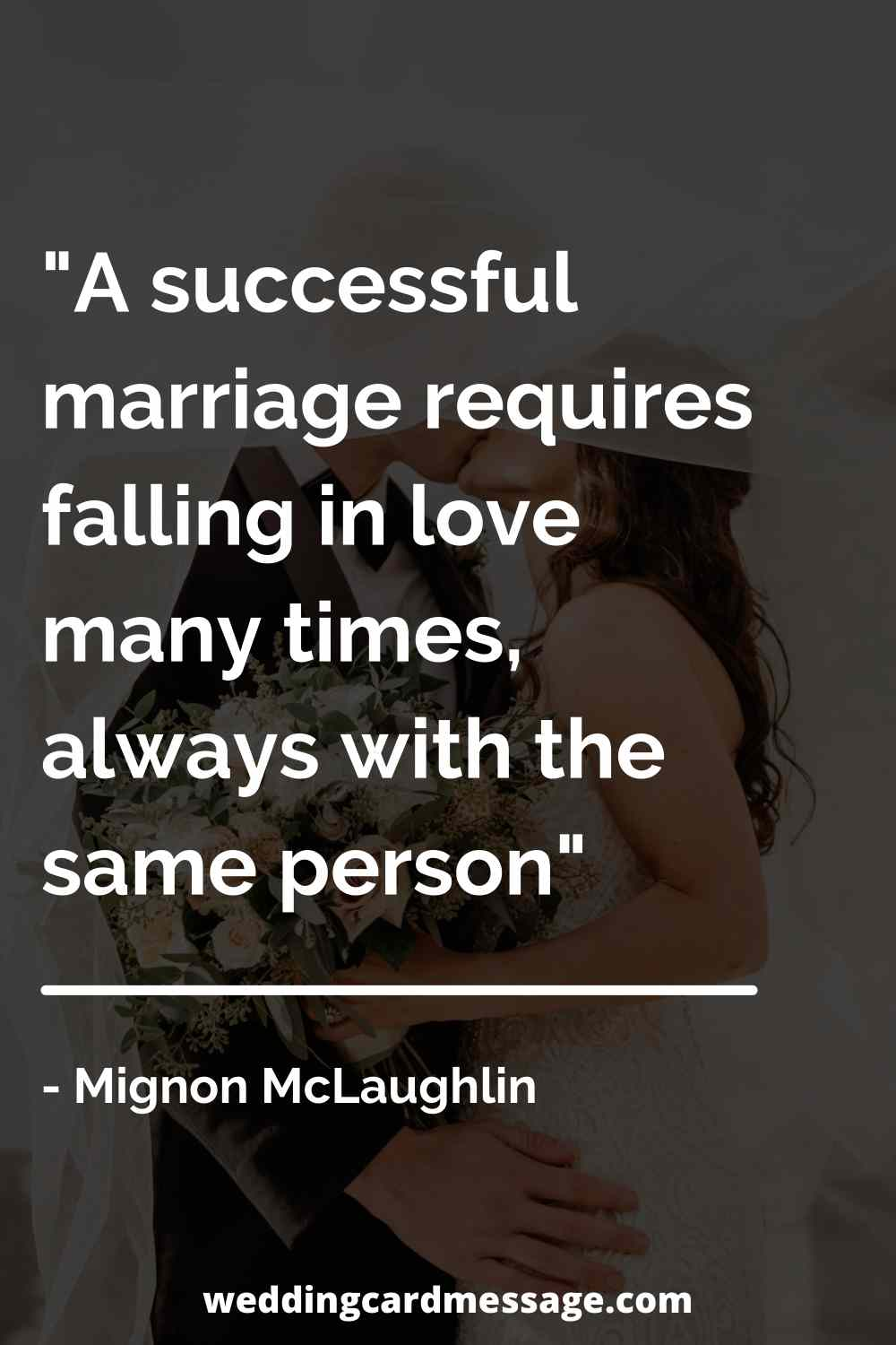successful inspirational marriage quote
